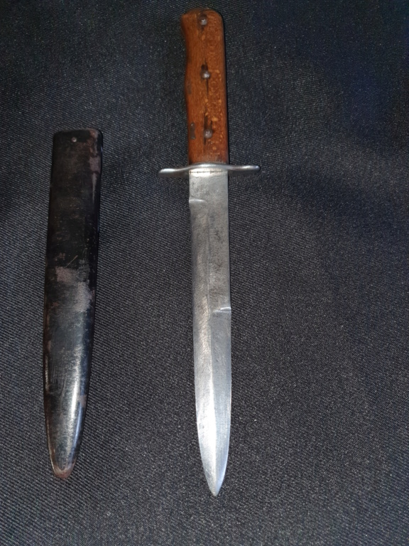 couteau de tranché / de botte  20200318