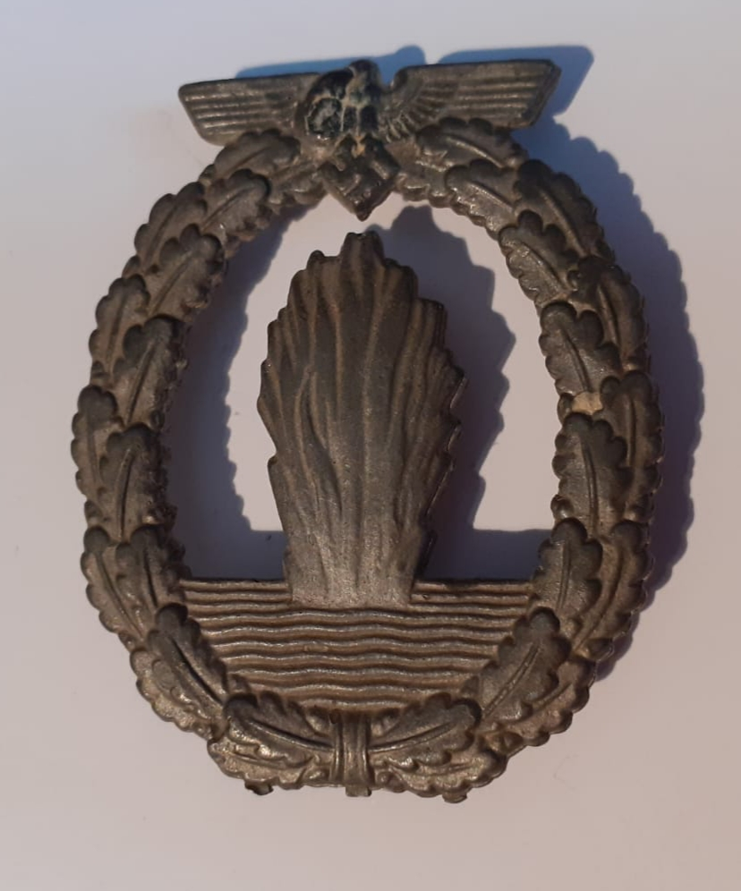 Insignes et médaille allemande W2 20200575
