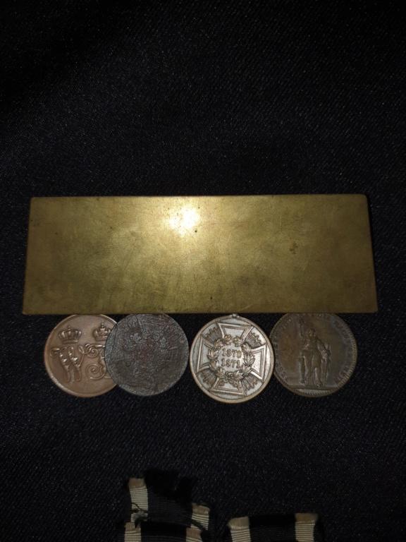 Medailles allemandes et françaises  20200614