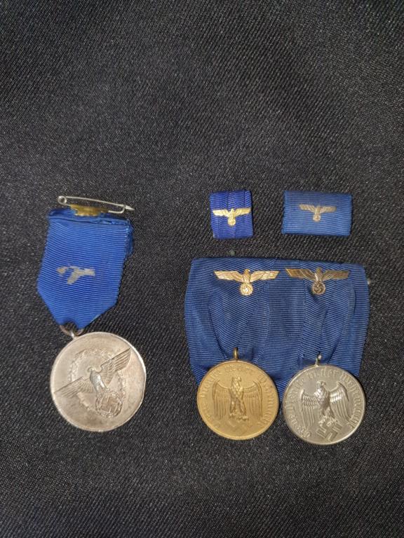 Medailles allemandes et françaises  20200616