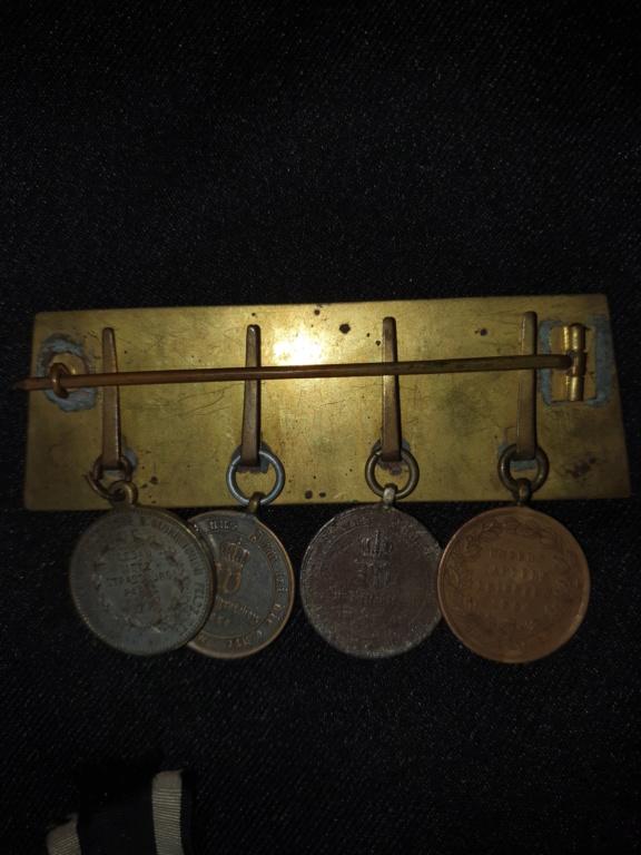 Medailles allemandes et françaises  20200620