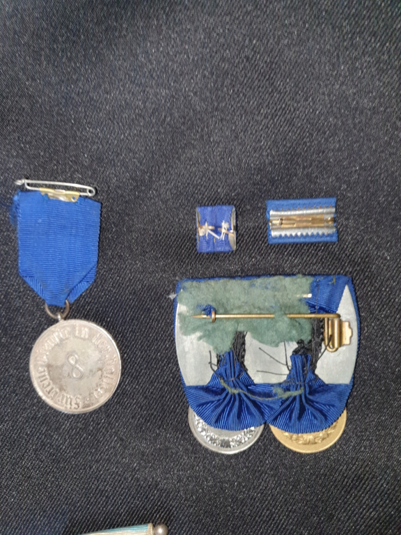 Medailles allemandes et françaises  20200622