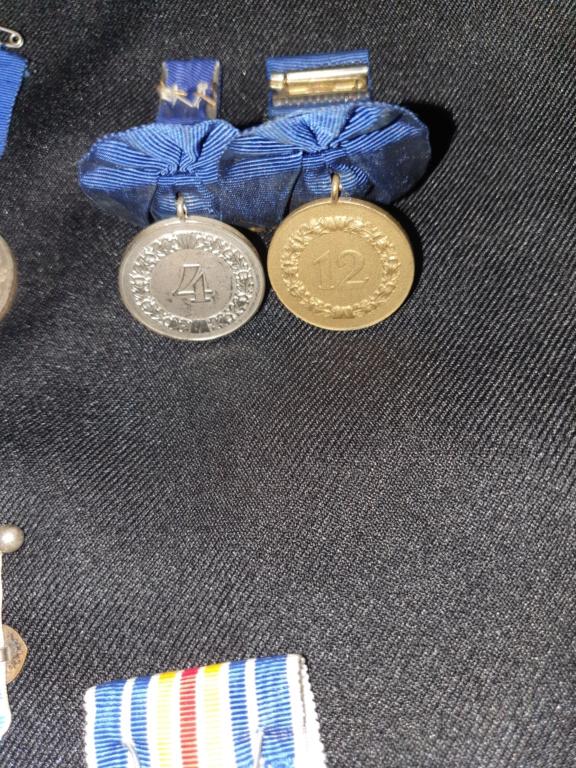 Medailles allemandes et françaises  20200625
