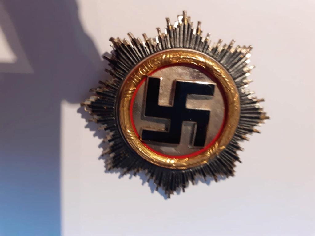 Insignes et médaille allemande W2 Img-2106
