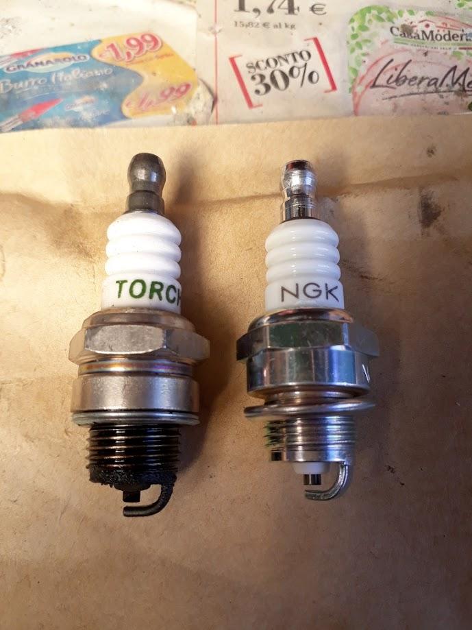 modifiche su decespugliatore lg motors 52 cc modello KM0408520TB - Pagina 2 Candel15