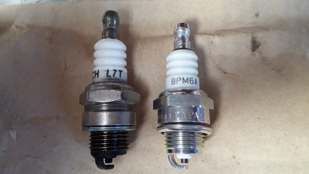 modifiche su decespugliatore lg motors 52 cc modello KM0408520TB - Pagina 2 Candel16