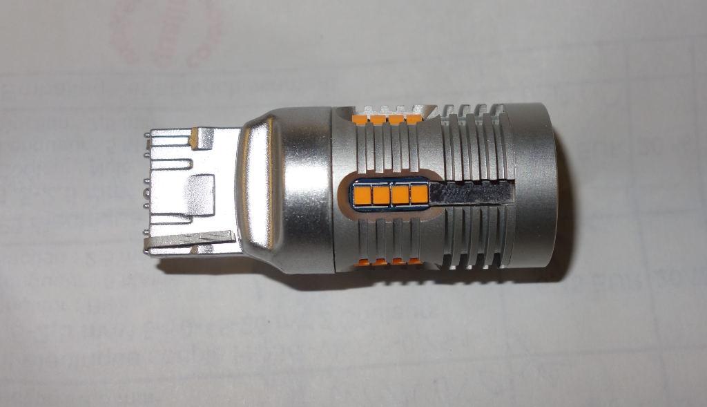 La GL Orangina: audio / full LEDs / angel eyes / feux trottoir / pare-brise électrique / TMPS / voltmètre... 10212