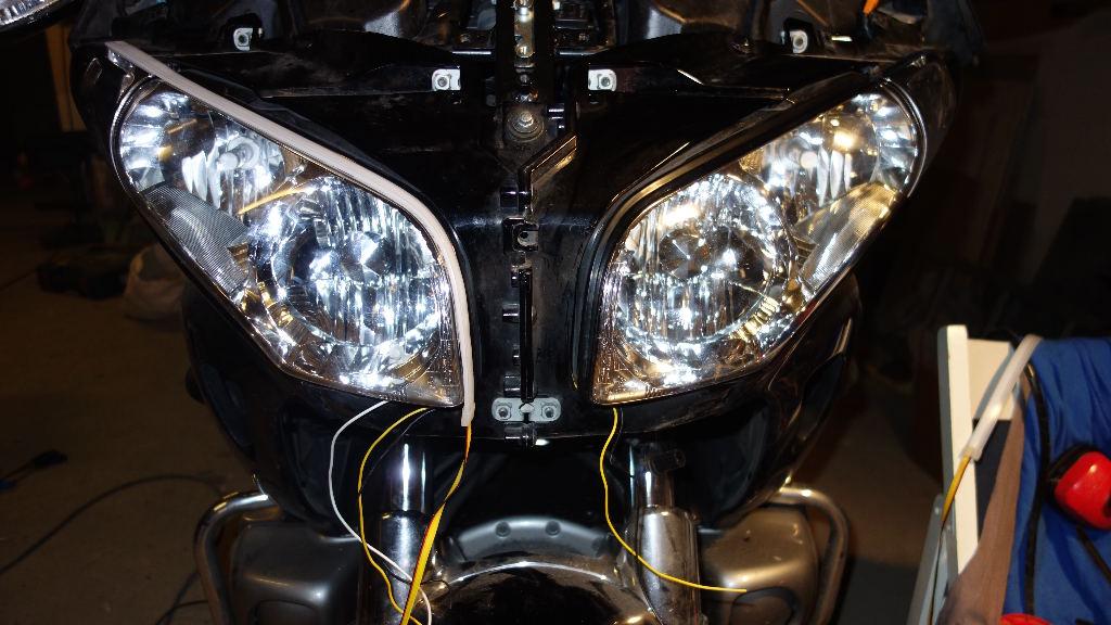 La GL Orangina: audio / full LEDs / angel eyes / feux trottoir / pare-brise électrique / TMPS / voltmètre... 10812