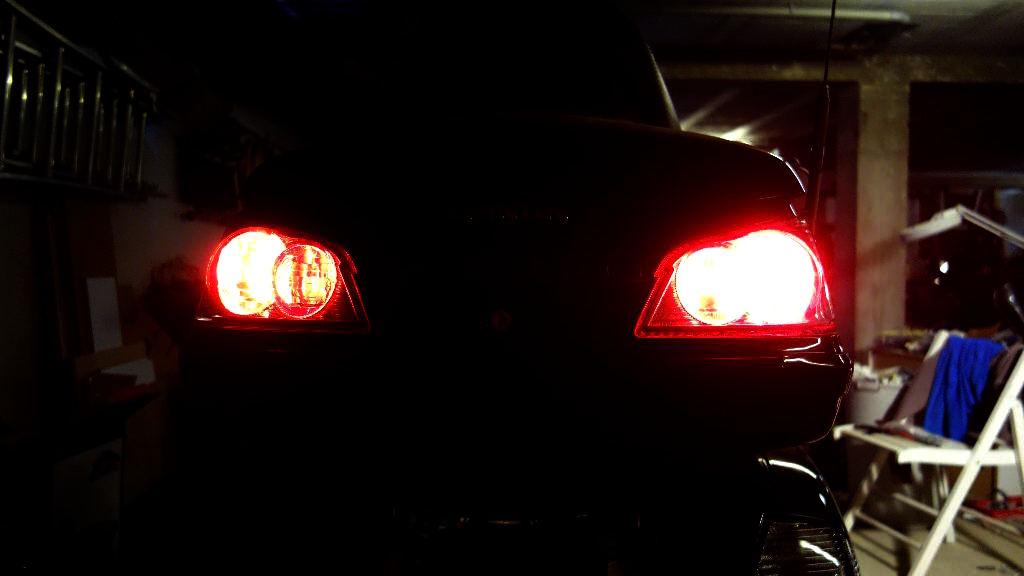 La GL Orangina: audio / full LEDs / angel eyes / feux trottoir / pare-brise électrique / TMPS / voltmètre... 10814