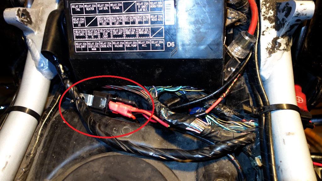 La GL Orangina: audio / full LEDs / angel eyes / feux trottoir / pare-brise électrique / TMPS / voltmètre... 11016