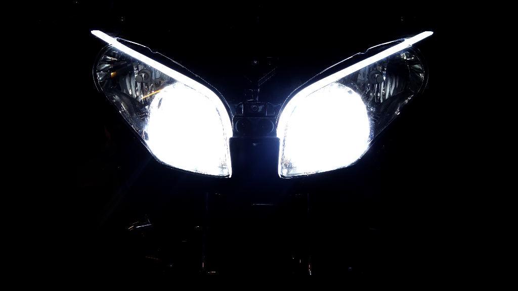 La GL Orangina: audio / full LEDs / angel eyes / feux trottoir / pare-brise électrique / TMPS / voltmètre... 11212
