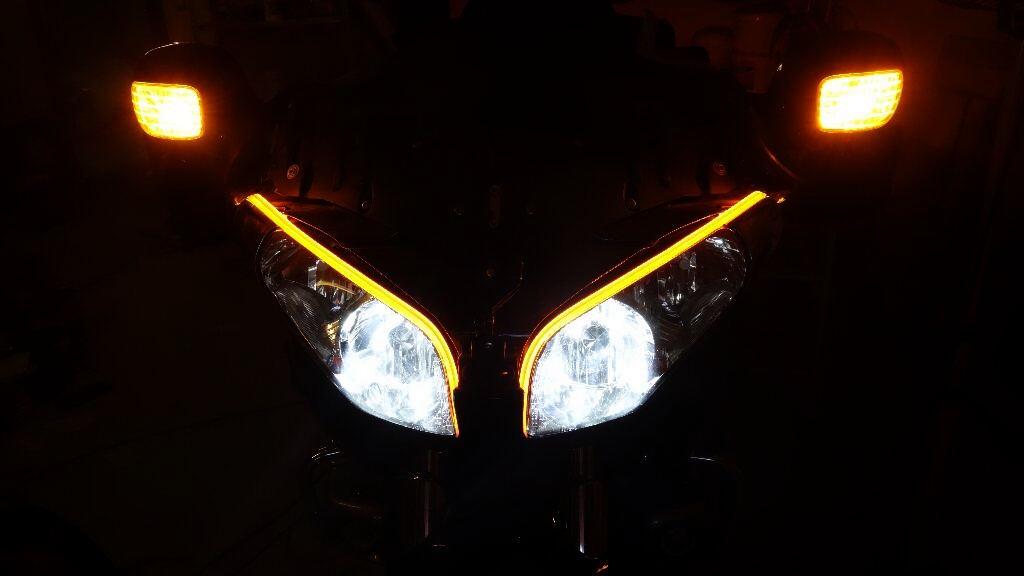 La GL Orangina: audio / full LEDs / angel eyes / feux trottoir / pare-brise électrique / TMPS / voltmètre... 11811