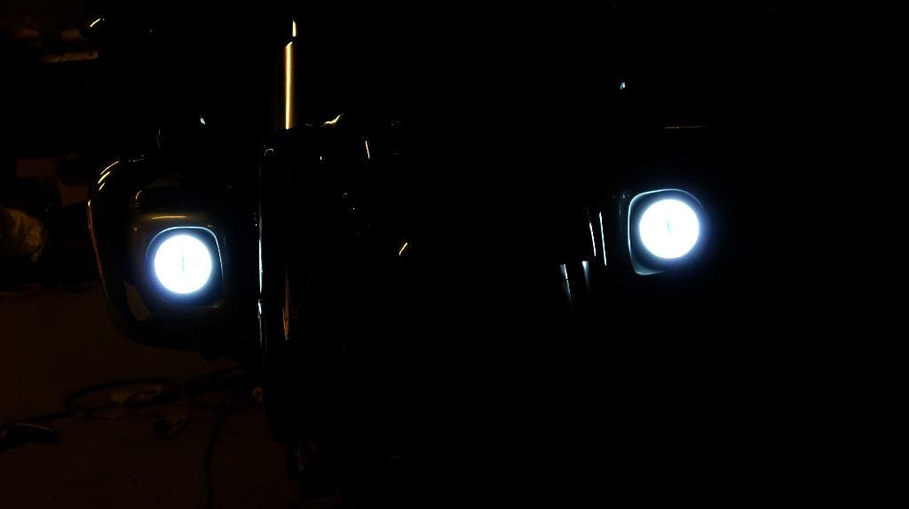 La GL Orangina: audio / full LEDs / angel eyes / feux trottoir / pare-brise électrique / TMPS / voltmètre... 11813