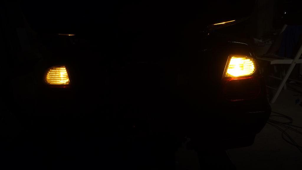 La GL Orangina: audio / full LEDs / angel eyes / feux trottoir / pare-brise électrique / TMPS / voltmètre... 13210