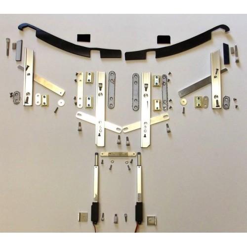 La GL Orangina: audio / full LEDs / angel eyes / feux trottoir / pare-brise électrique / TMPS / voltmètre... Assemb10