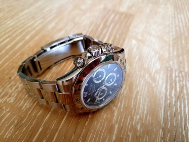 Vends - [Vends] Rolex Daytona 116520 Chromaligth 2014  110