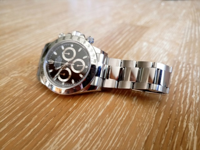 Vends - [Vends] Rolex Daytona 116520 Chromaligth 2014  210