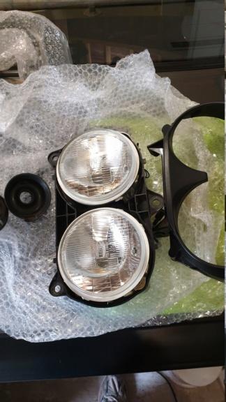 Modification de l'éclairage sur la double optique 20191110