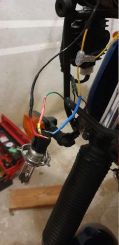 Modification de l'éclairage sur la double optique 20191218
