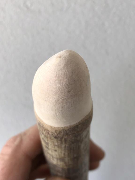 Comment se fabriquer un bâton de randonnée  Cecda210