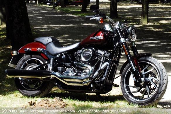 Question en vue d'achat Road King Harley13