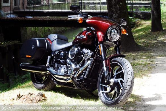 Question en vue d'achat Road King Harley14