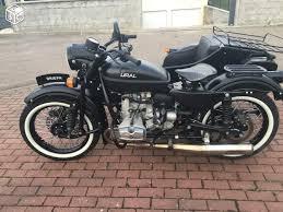 Moto Ratier Ural110