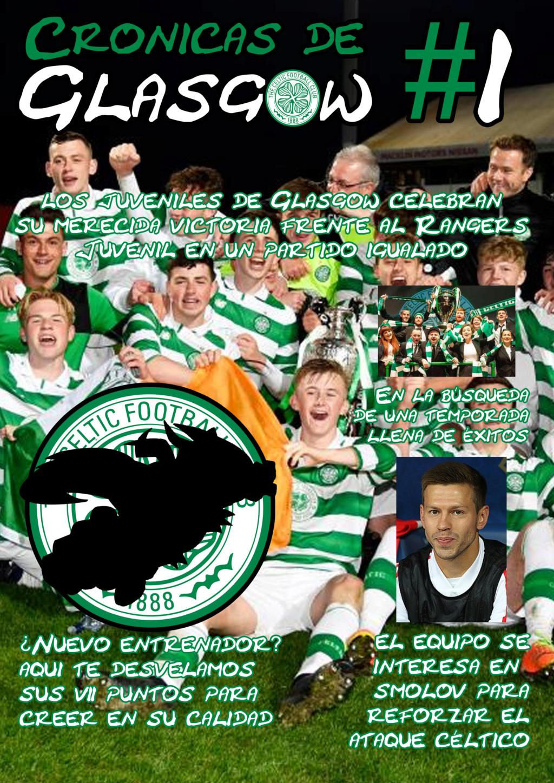 Cronicas de Glasgow, tu revista deportiva 110