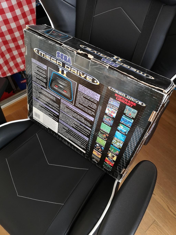 [VDS] Megadrive 2 Complète en boite + 4 manettes : 75€ VENDUE ! Img_2031