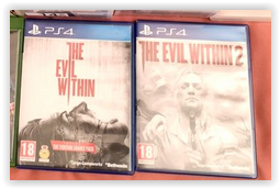 [ VDS ] The Evil Within 1 & 2  Screen12
