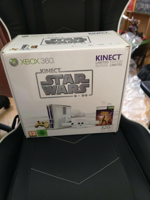 [VDS] Xbox 360 édition limitée Star Wars + Jeux Xbox_111