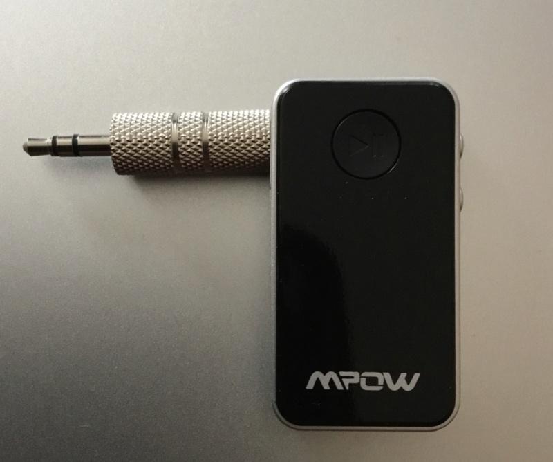 adaptateur IPOD pour ELECTRA . C5914410
