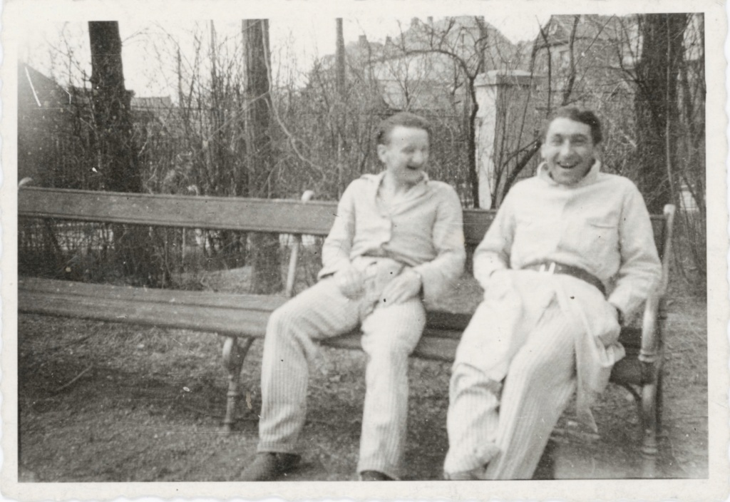 Soldats 2ème DB hospitalisés traumatisés ? 1944_113