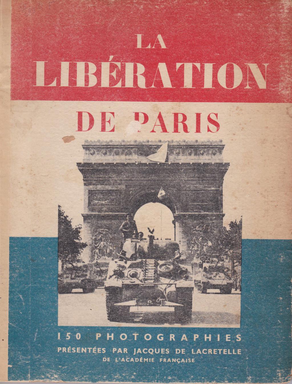 la libération de Paris 150 Photographies Libera20