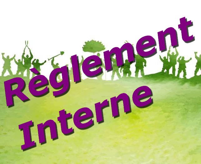 Règlement Interne