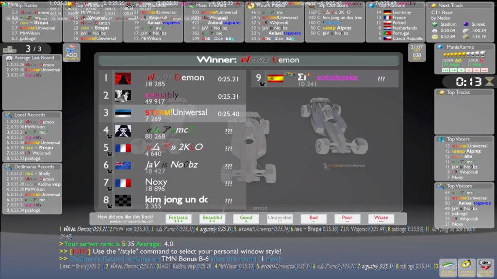 M2: Kukker vs. Demon vs. Uniwersal vs. raizo Screen71
