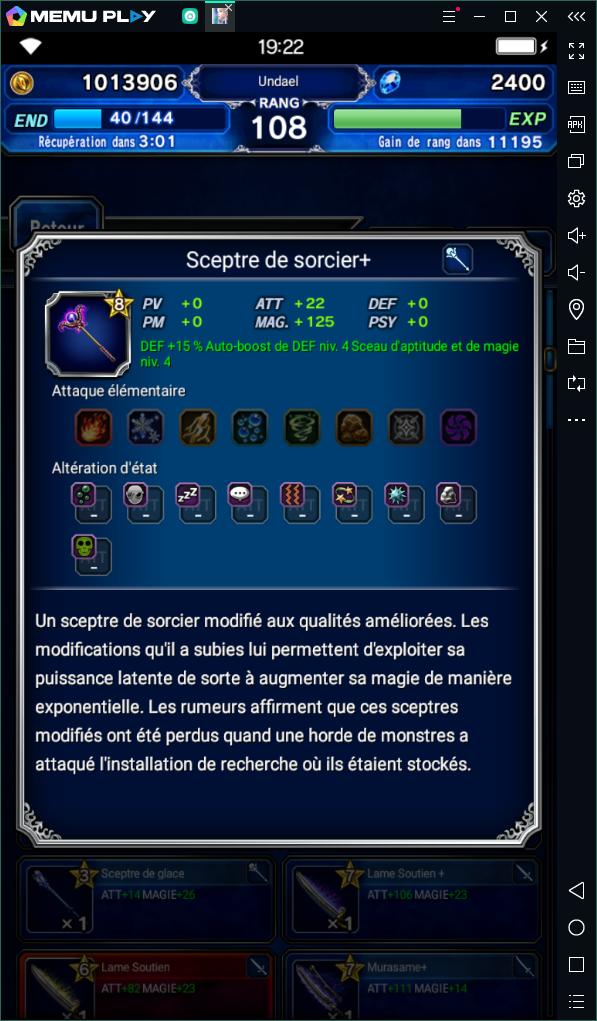 Melfikya, Château d'Acier - du 06/02 au 13/02/20 Sceptr10