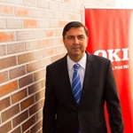 Daniel Horber busy under SABBATICAL Country Manager Switzerland bei OKI Systems ( Switzerland ) Daniel40