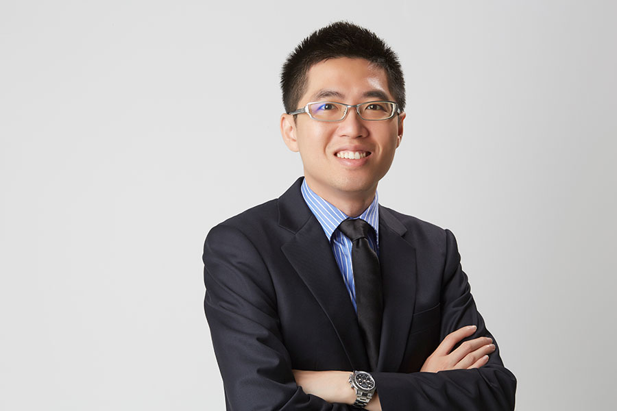 Mr. Lawrence Chai, the founder of 3E Accounting Group Mr_law10