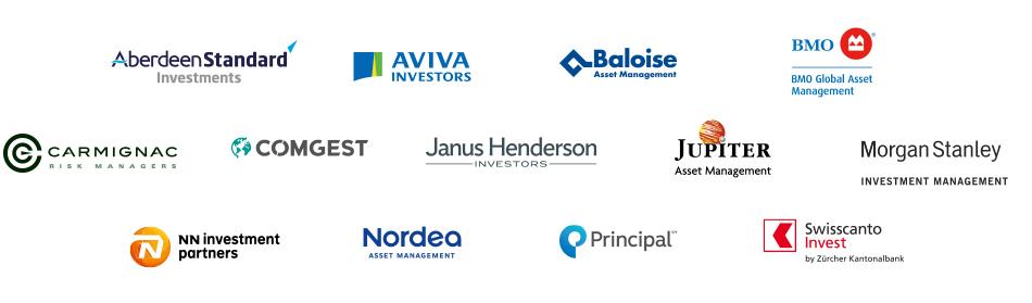 André Haubensack, Aberdeen Standard Investments (Switzerland) AG, Alpha Medical Consulting GmbH Partne10