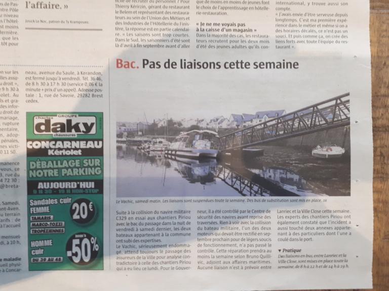 [Vie des ports] LE PORT DE CONCARNEAU - Volume 006 - Page 12 20180710