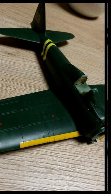 Tamyia A6M3 Zéro au 48e Zaazor24