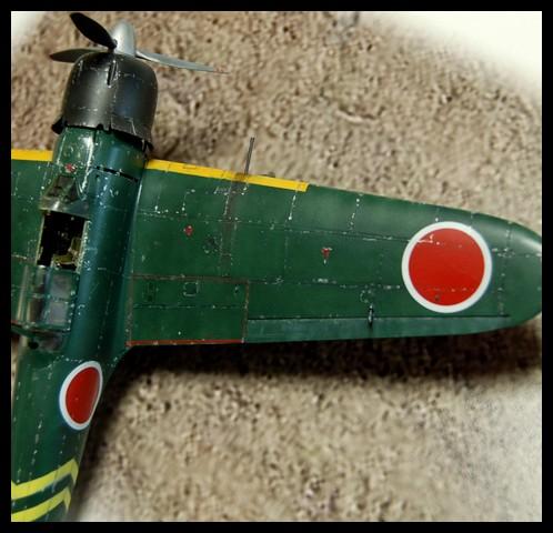 Tamyia A6M3 Zéro au 48e Zzoro_10
