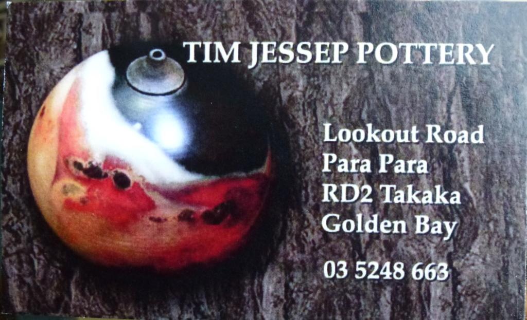 Mussel Inn Takaka large mug: Tim Jessep mark for GALLERY P1020114