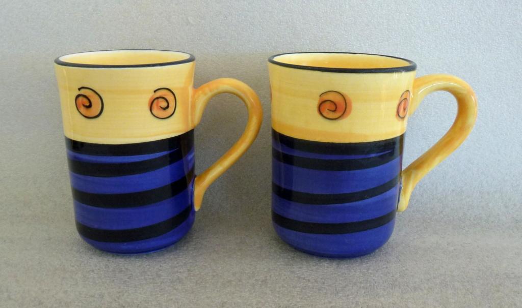Studio Ceramics Pelorus Mugs Ann Skelly P1020910