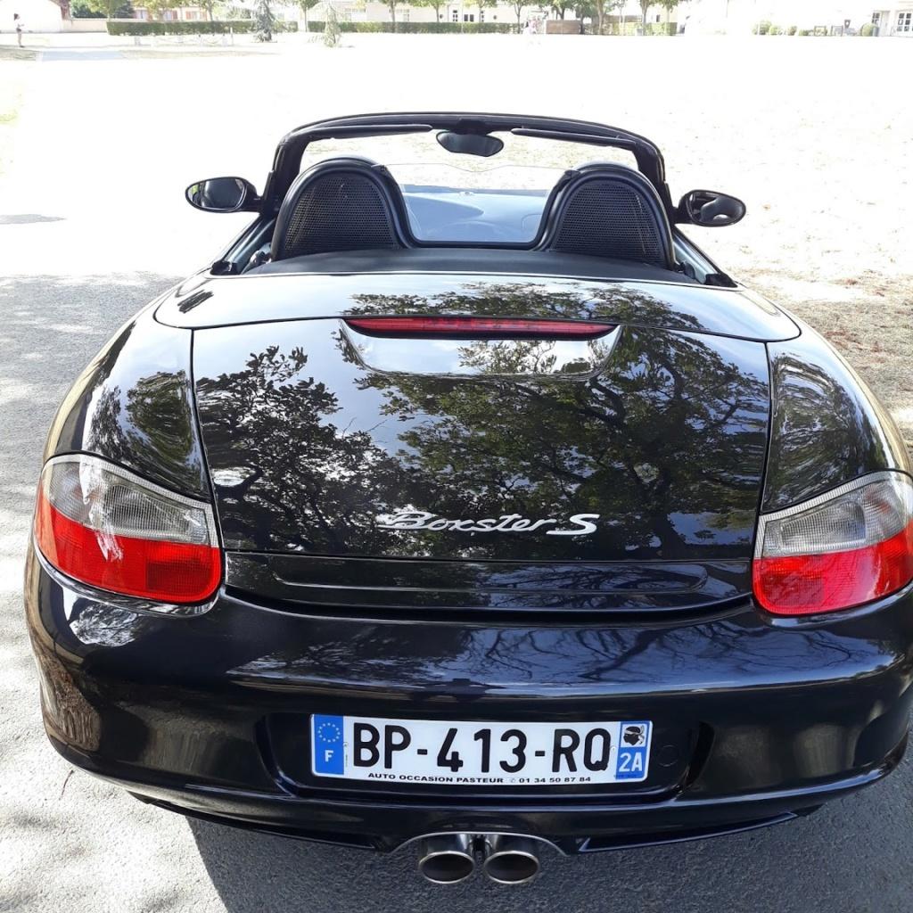 Vend Porsche 986 S 20180810