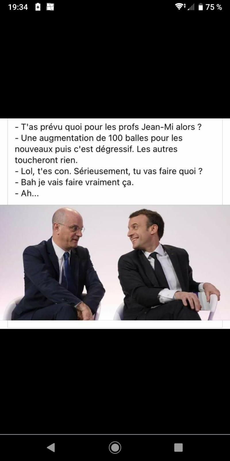 Revalorisation des enseignants : Jean-Michel Blanquer dégage une enveloppe de 400 millions d'euros - Page 18 Whatsa18