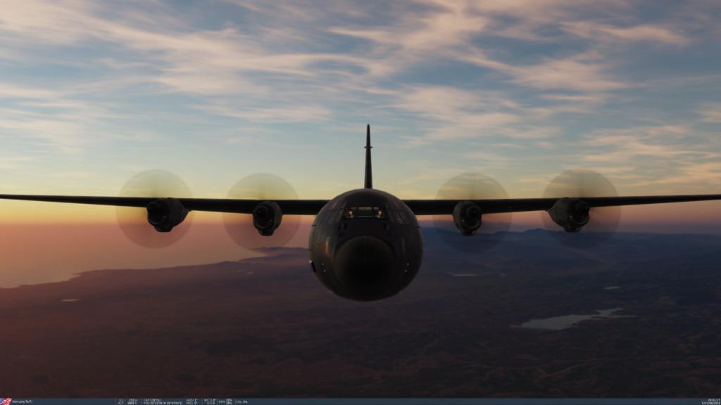 HERCULE C-130 Screen11