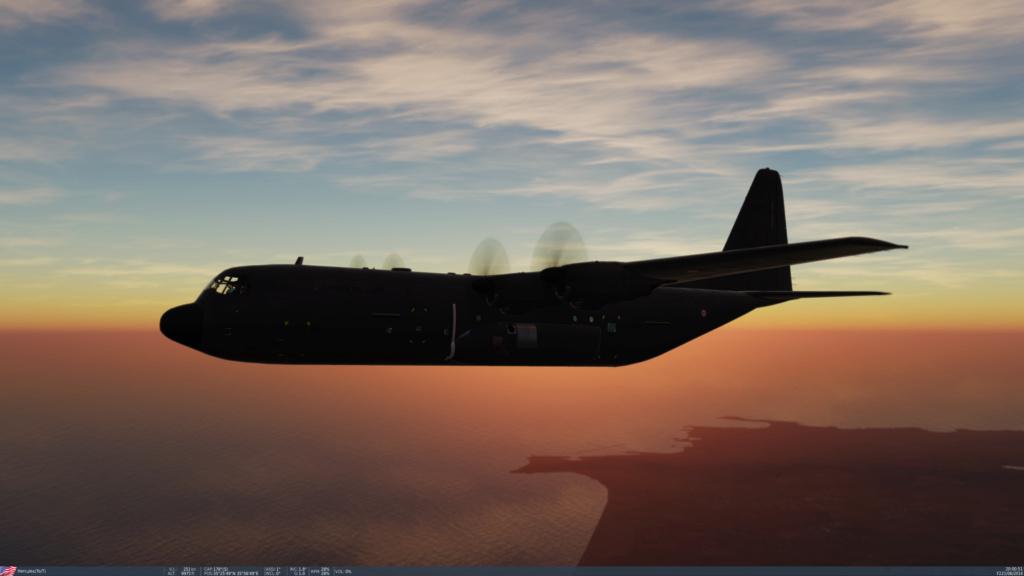 HERCULE C-130 Screen12