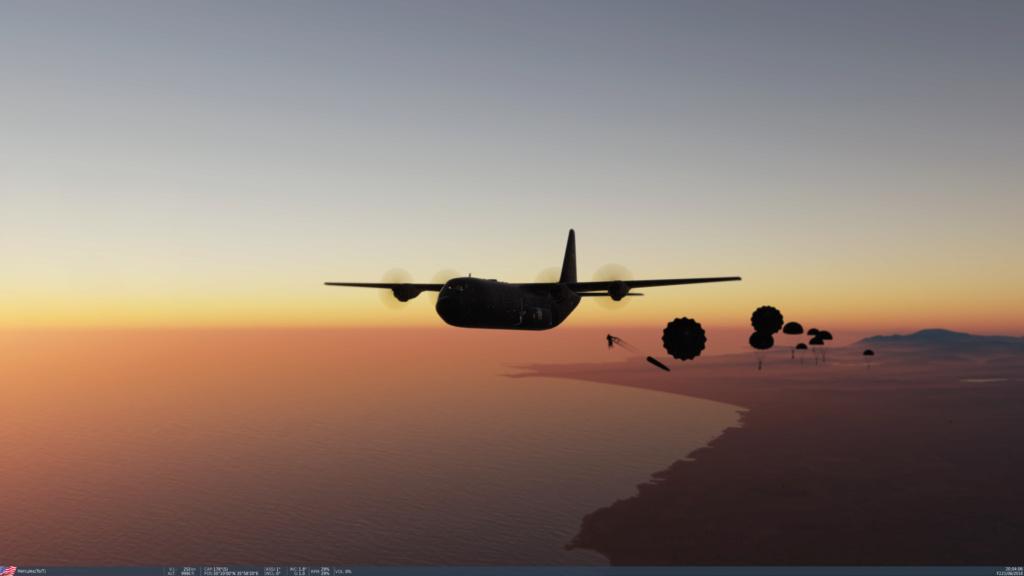 HERCULE C-130 Screen13